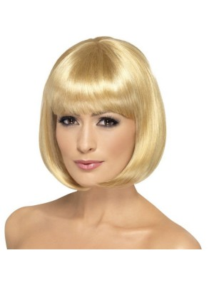 Partyrama Party Wig - Dark Blonde