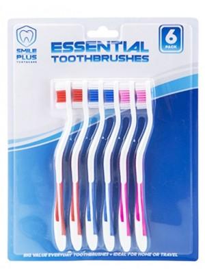 Smile Plus Essential Toothbrushes