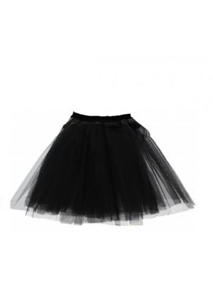 Black Tutus Skirt Children Size