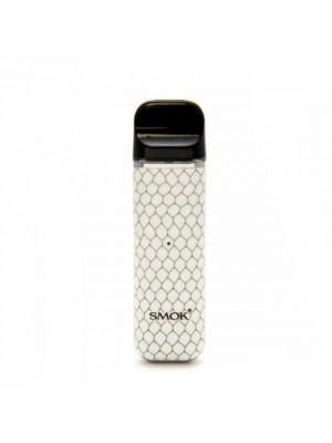 Wholesale Smok Novo E-Cig Kit (Prism Chrome and White Cobra)