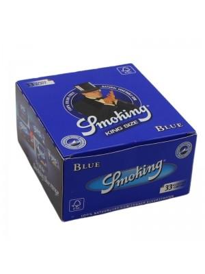 Smoking Blue King Size Rolling Paper