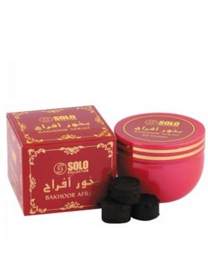 Wholesale Solo Collection Bakhoor Afrah-40g