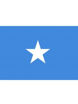 Somalian Flag - 5ft x 3ft