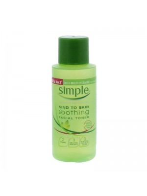 Simple Soothing Facial Toner- 50 ml