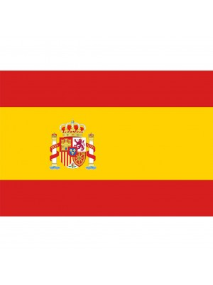 Spain Flag - 5ft x 3ft