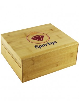 Wholesale Sparkys Wooden R-Box - Large