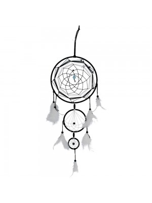 Spirit Of Peace Dreamcatcher - 20cm