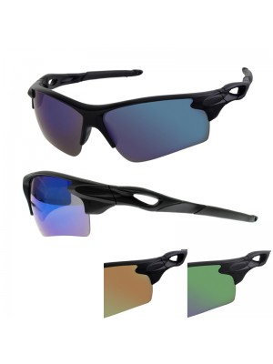 Sports Sunglasses (Fitted Frames) - Assorted Lenses