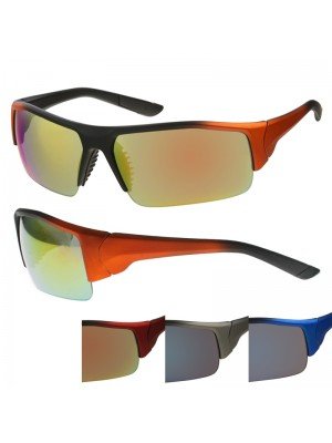 Sports Sunglasses (With Nose Grip) - Assorted Colours