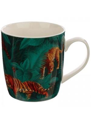Wholesale Spots & Stripes Tiger Porcelain Mug