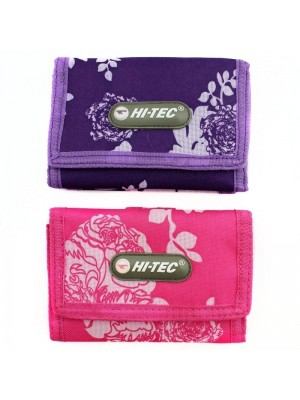 HI-TEC Flowers Design Ladies Purse - Assorted Colours