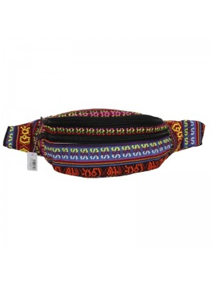 Wholesale Brightly Patterned Bum Bags - Assorted Designs