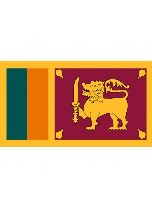Sri Lanka Flag - 5ft x 3ft