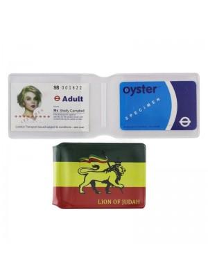 Wholesale Lion Of Judah Design Travel Card Holder