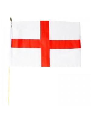 St. George Handflag - 45cm x 30cm