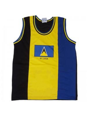 St. Lucia Mesh Top Vest