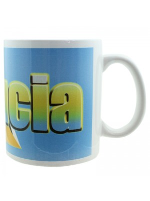 St. Lucia New Bone China Mug