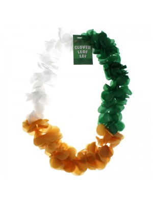 St. Patrick's Day Garland - Irish Flag Colours