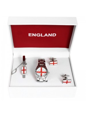 St . George's Cross England Flag Gift Set
