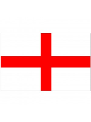 "St Goerge's Cross England Car Flag (17"" x 11"")"