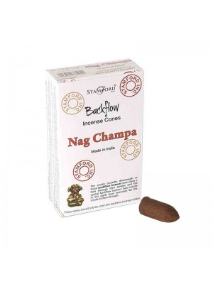 Wholesale Stamford Backflow Incense Cones - Nag Champa