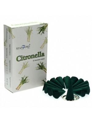 Stamford Incense Cones - Citronella