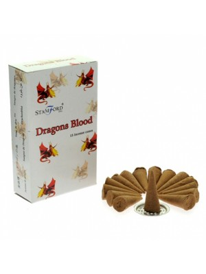 Stamford Incense Cones - Dragons Blood
