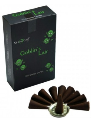Stamford Incense Cones - Goblins Lair