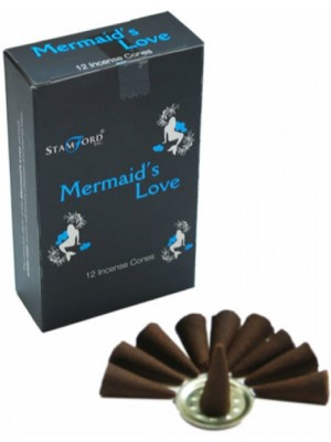 Stamford Incense Cones - Mermaids Love