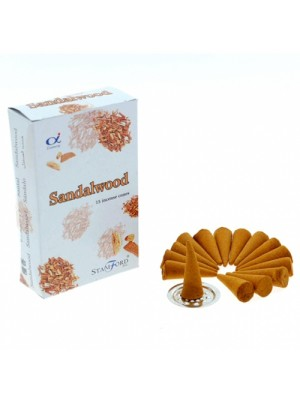 Stamford Incense Cones - Sandalwood
