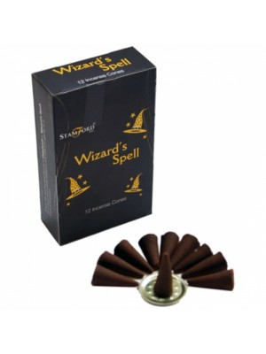 Stamford Incense Cones - Wizard's Spell