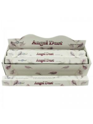 Stamford Hex Incense Sticks - Angel Dust