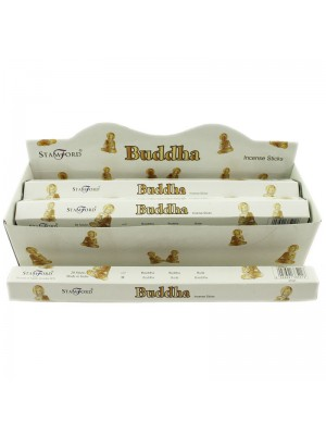 Stamford Hex Incense Sticks - Buddha