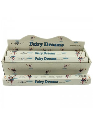 Stamford Hex Incense Sticks - Fairy Dreams