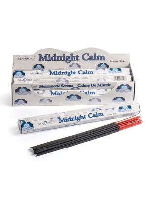 Wholesale Stamford Midnight Calm Hex Incense