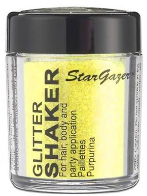 Stargazer Glitter Shakers - UV Yellow
