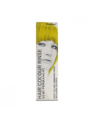 Stargazer Semi-Permanent Hair Colour - Yellow