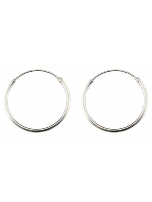 Wholesale Sterling Silver Sleepers - 20mm