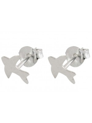 Wholesale Sterling Silver Swallow Design Studs