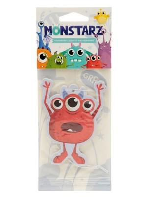 Strawberry Red Monstarz Monster Air Freshener