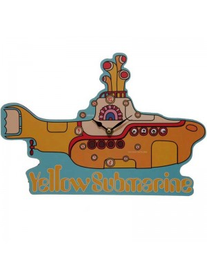 Wholesale Beatles Yellow Submarine Picture Clock-24cm