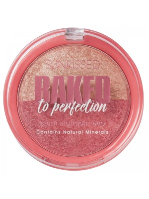 Sunkissed Baked To Perfection Blusher & Highlighter