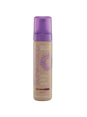 Sunkissed Self Tan Mousse - Dark