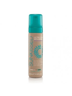 Sunkissed Selfie Ready Tan Mousse - Ultra Dark
