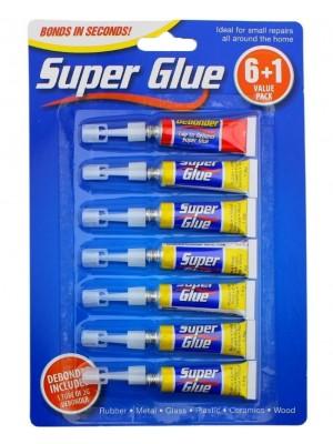 Wholesale Super Glue & Debonder Set - (Pack of 6)