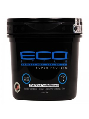 Wholesale Eco Professional Styling Gel - Super Protein (16 oz)1