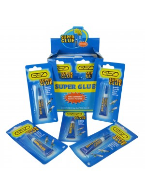 Super Glue 3G GSD Glue Tube 3g Multipurpose