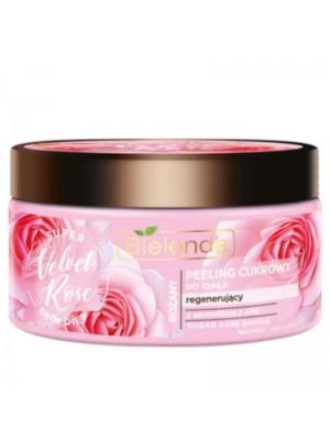 Wholesale Bielenda Super Skin Diet Velvet Rose Regenerating Body Sugar Aloe 350 ml
