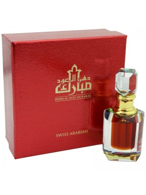 Wholesale Swiss Arabian Dehn El Ood Mubarak Perfume Oil