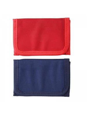 Wholesale School Coloured Fabric Wallet
